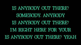 K'naan - Is Anybody Out There + Lyrics feat Nelly Furtado (HQ)