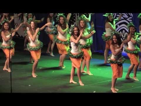 BYU MSS 2015 LUAU Tahiti Section