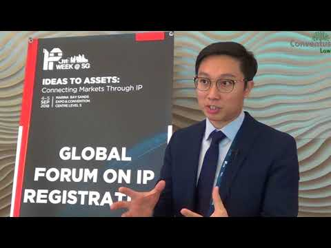 IP Week Singapore 2018 - Interview with Lim Jing, CTO at Osteopore