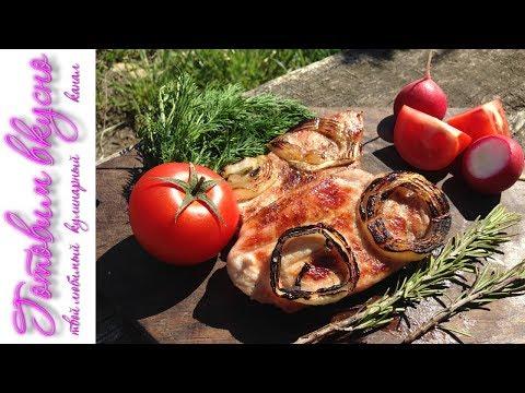 Свиные стейки маринованные в пиве.  Рецепт маринада для стейков на мангале. Готовим вкусно