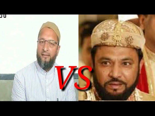 Prince Tusi Insulted Asaduddin Owaisi