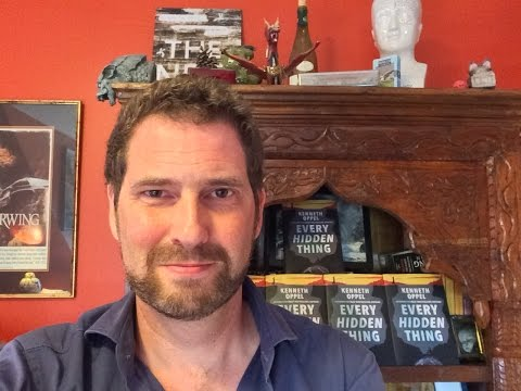 Kenneth Oppel On The Writer's Craft