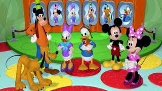 Клуб Микки Мауса - Сезон 1 серия 04 - Гонки на воздушных шарах |мультфильм Disney