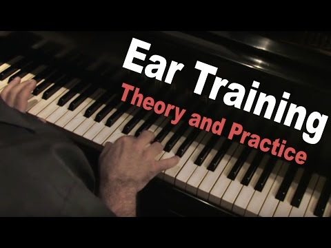 Ear Training - Theory and Practice w/Dave Frank