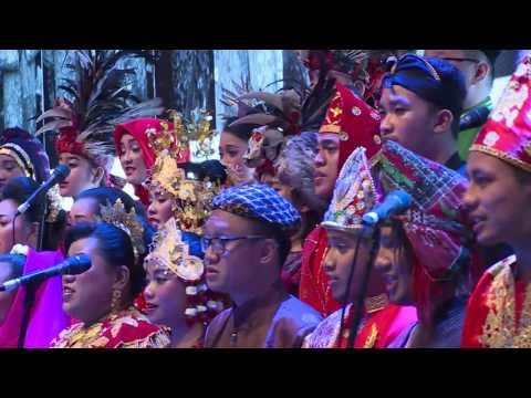 Merayakan Indonesia Raya