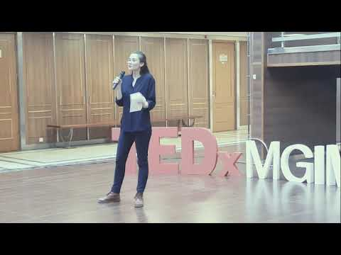 New ways to approach environmental problems  Maria Tuzova  TEDxMGIMOUniversity