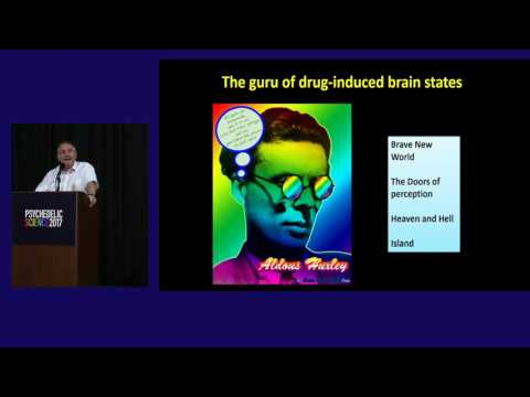 David Nutt: Psychedelic Research, From Brain Imaging to Policy Reform