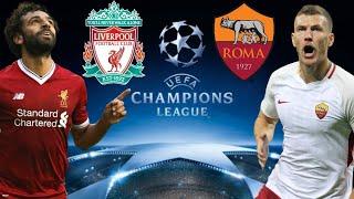 LIVERPOOL - ROMA   PREDICTION FIFA 18 Champions League