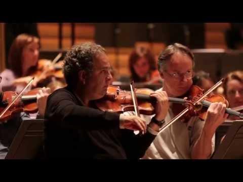 Barber - Adagio pour cordes - Long Yu (répétition)