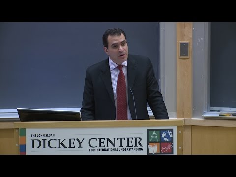 Kevin Casas-Zamora - State Capacity and the Rule of Law in Central America