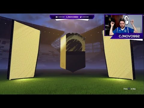 FIFA 18 ELITE FUT CHAMPIONS REWARDS - DOUBLE WALKOUT!!! 500K PLUS