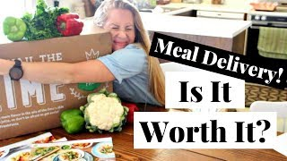 Is the hellofresh meal delivery service worth $ cost? what are benefits of kit? use promo code: pennies30 to save $30! h...