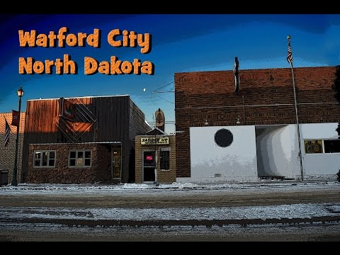 Watford City ND The NEW Boomtown! [2015] Pt 2of2