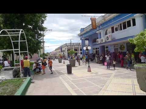Guantanamo Cuba   Parque Marti, El Bulevar