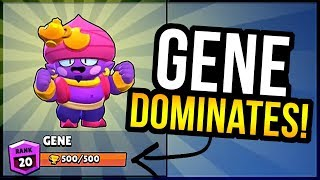 GENE TO 500 🏆 IN 1 DAY! Gene Tips & Tricks + Gameplay!