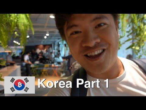 Special 1:🔥 Crypto Still HUGE In Korea? WaykiChain Hackathon And Bitcoin Center (Korea Pt 1/2)