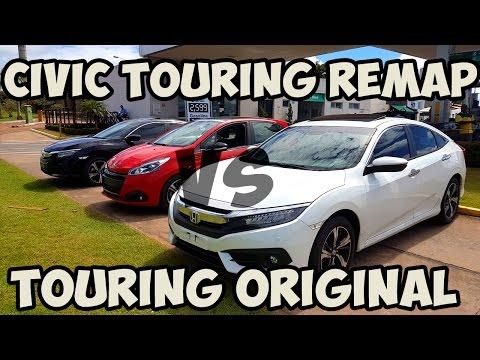 CIVIC TOURING REMAP vs TOURING OEM