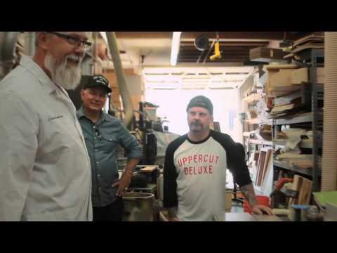Z-Flex - George Wilson And Eric Dressen Master Crafted