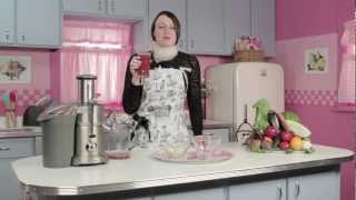 Cabbage Patch Goodness - Delicious Fruit + Vegetable Juice Recipe - Blendedrecipes.com