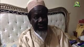 Émouvant ! Imam Cheikh nous relate son parcours du Daara à L'imamat de la grande mosquée