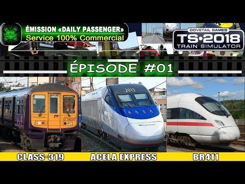 "[LCDG-TV France] Emission ""Daily Passenger"" #1"