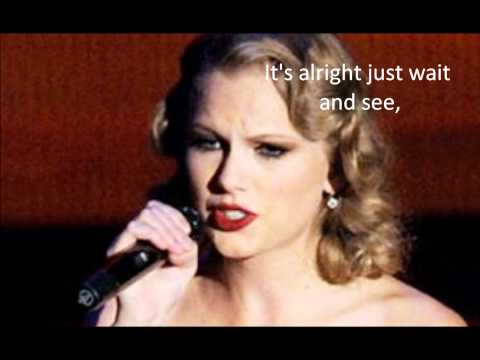 Taylor Swift Innocent Lyric