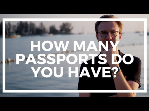 How many passports do you have?