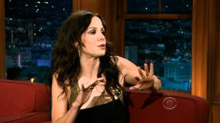 Mary-Louise Parker on Craig Ferguson