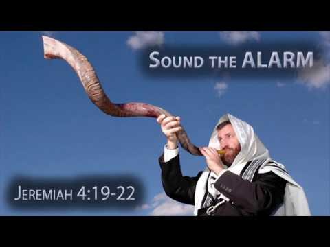 2016-10-16 Sound the Alarm (Pastor Rob McNutt)