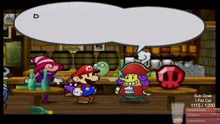 Paper Mario The Thousand Year Door: Chapter 5
