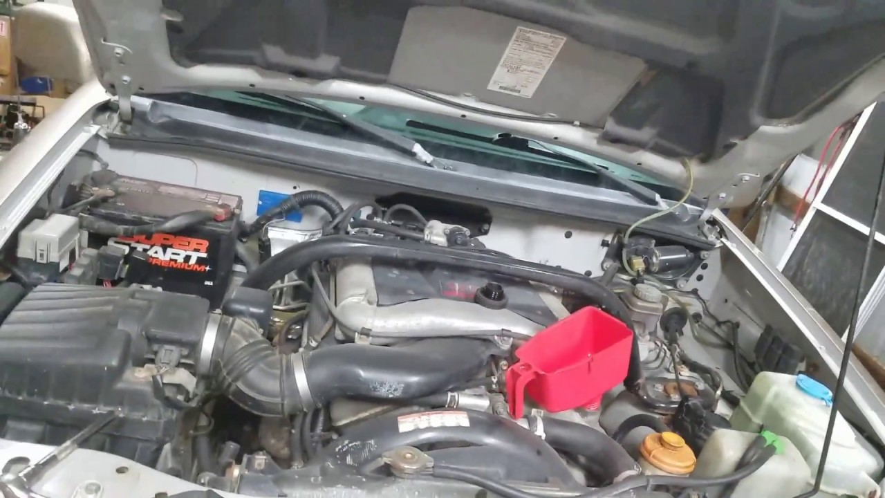 how to change the oil in a 2001 suzuki grand vitara xl7 youtube how to change the oil in a 2001 suzuki grand vitara xl7