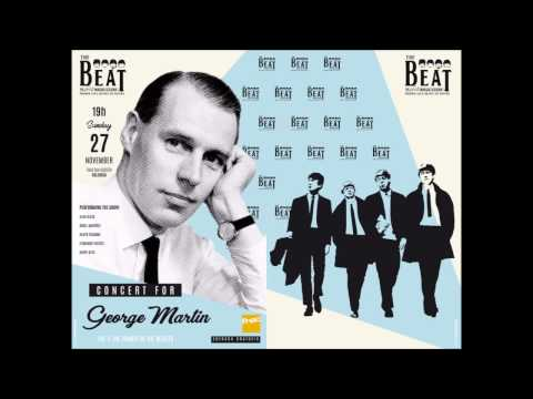 THE BEAT MUSIC STUDY:  Homenaje a George Martin. Pianista Beatle