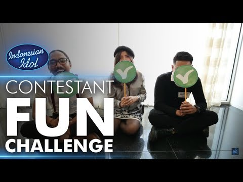 Download Youtube: Contestant Fun Challenge - Webisode 1 - Indonesian Idol 2018