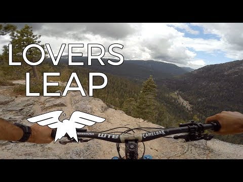 Solo Shredding - Lovers Leap Trail - Mountain Biking Strawberry, California