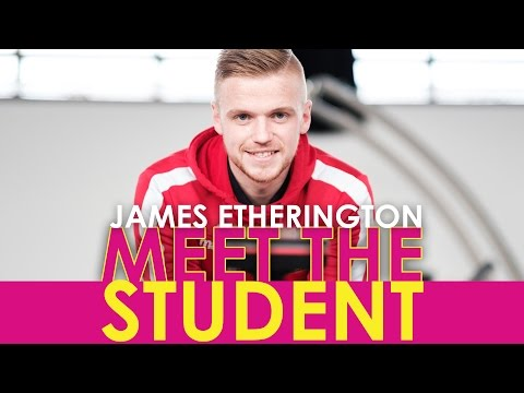 Sports Coaching Degree Course – James Etherington Explains Why He Chose Wrexham Glyndwr University
