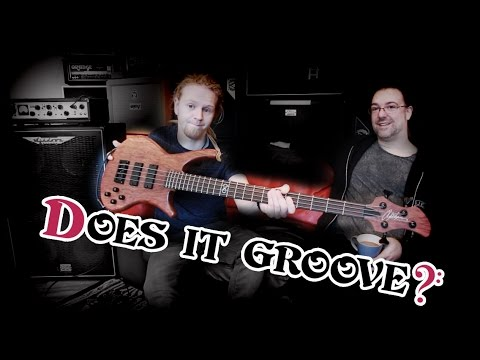 Does It Groove - Chapman MLB-1 Bass In Natural Bubinga