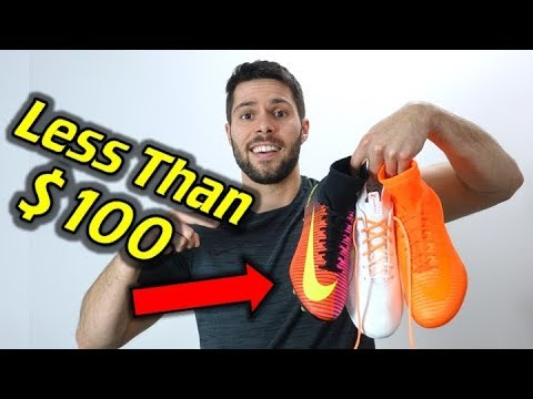 cheaper 804ce 7e222 Top 10 Soccer Cleats and Indoors Under  100!