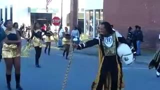 Helping Hands - La Grange NC MLK Day Parade 2015