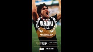 The Diego Maradona Temple Museum in NYC by HBO x La Casa de D10S