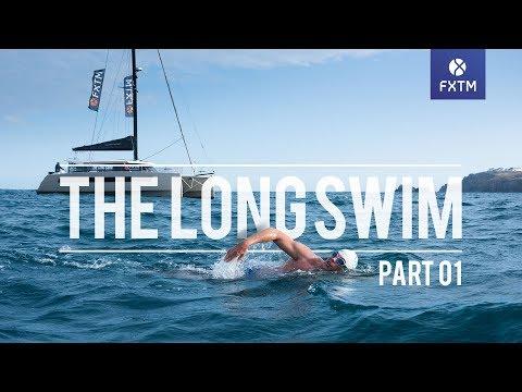 FXTM Present Lewis Pugh: THE LONG SWIM Part I
