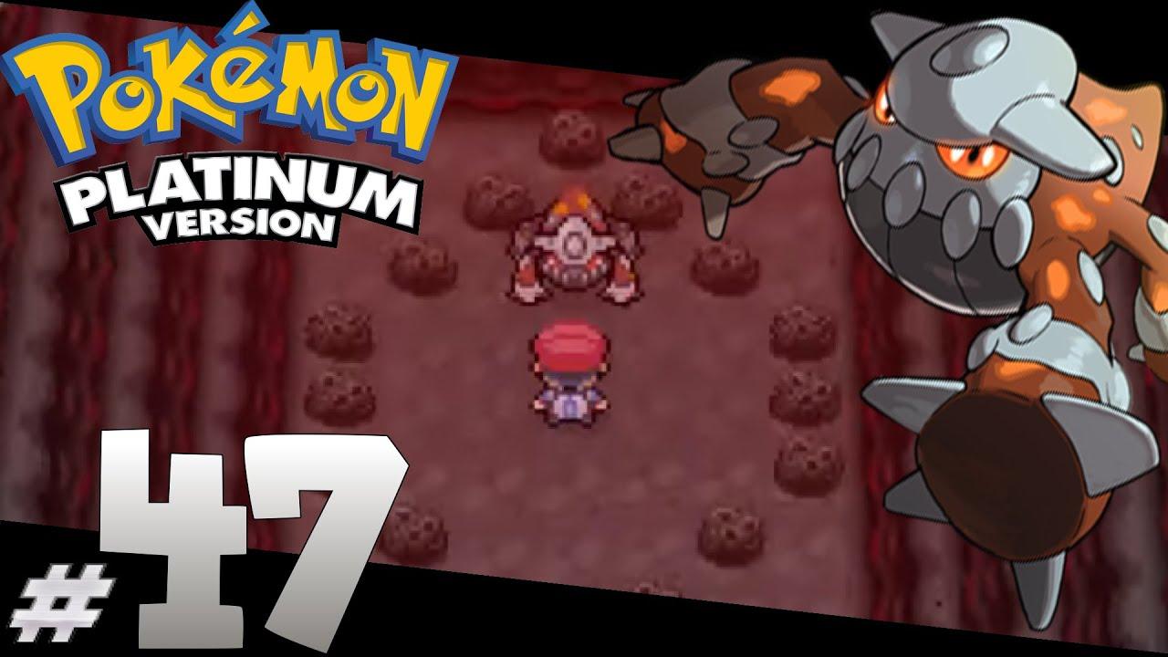 Pokemon: Platinum - Tam Çözüm#47 : Heatran