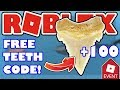 How to get 100 Free Teeth in Sharkbite for Atlantis Event - 50 ROBUX VALUE!