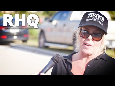 Trump Supporters Explain Why They're Voting In 2018 Mp3