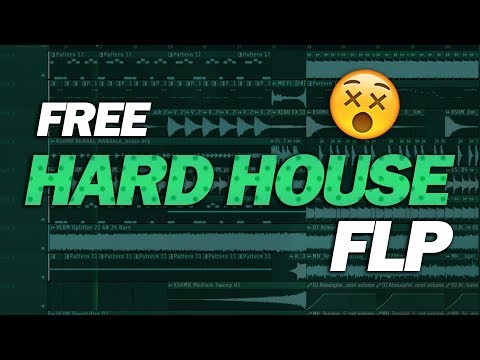 Free Hard House FLP: by Desren [Only for Learn Purpose]