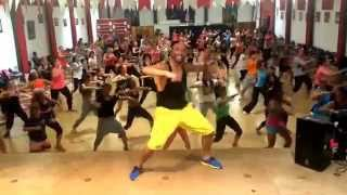 Hold Yuh (Gyptian Remix) * Coreography by Ricardo Rodrigues * Zumba Fitness