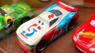 New Disney Cars 3 Bumper Save Next Gen Racer Paul Conrev 5 Pack Piston Cup Toys
