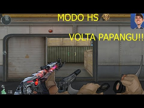 [CF-AL] VOLTA STROITER - MODO HS