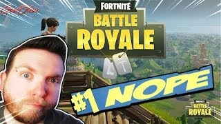 🔴FREE TO PLAY #8 [PC]: Fortnite Battle Royale - Top 1?! No, it's Not Here Sorry