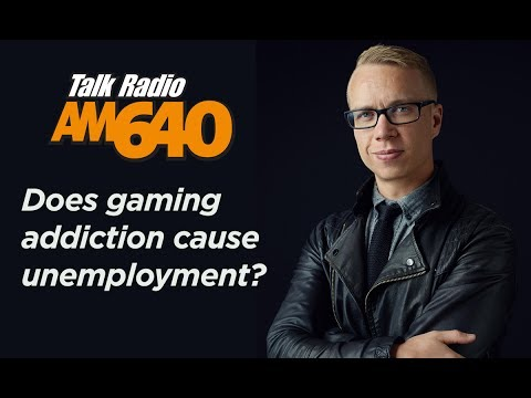 Does Gaming Addiction Cause Unemployment? | Interview with Cam Adair on AM640 Radio Toronto