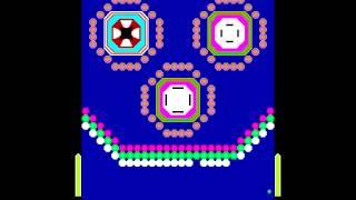 Arcade Game: Cannon Ball (1985 Novomatic)